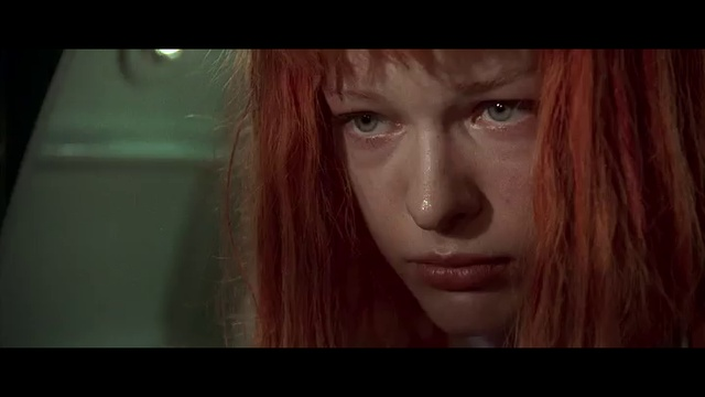 lilu sad! 5th element