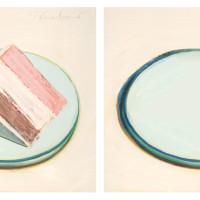 Wayne Thiebaud, Cake Slice 1979